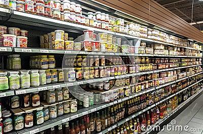 Supermarktregal redaktionelles foto bild 43481931 for Regal asiatisch