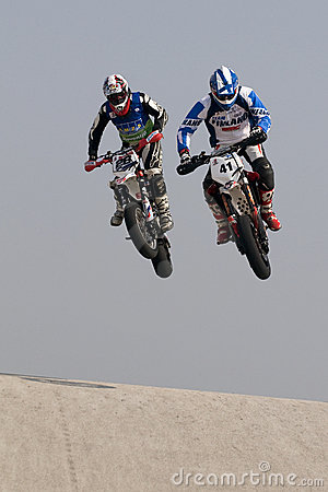 Free Supermoto Royalty Free Stock Images - 11345299
