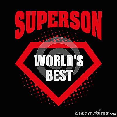 Free Superson Logo Superhero World& X27;s Best Stock Photos - 96290513