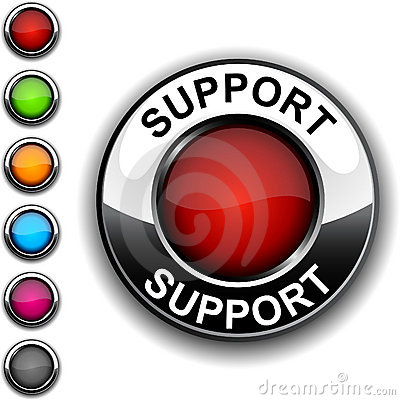 Support button.