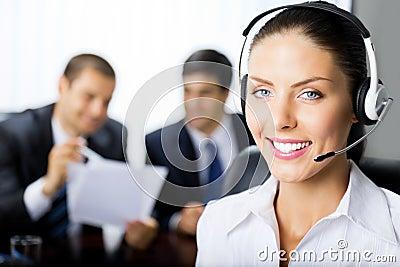Support operator