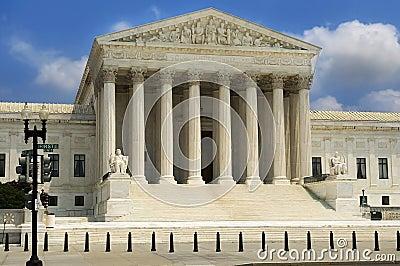 Supreme Court Building ,Washington