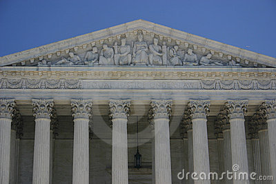 Supreme court: equal justice under law