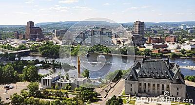 Supreme Court and Gatineau, Ottawa