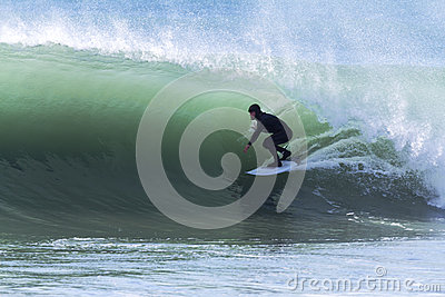Surf barrel