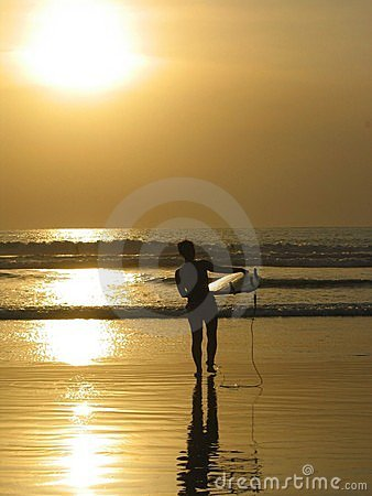 Free Surf Girl Royalty Free Stock Photography - 7094527