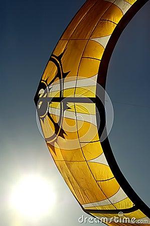 Surf kite