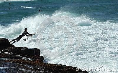Surf Leap