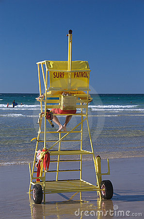 Surf Patrol Tower