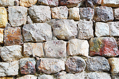 Surface de roche