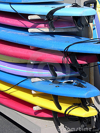 Free Surfboards Stock Images - 57594
