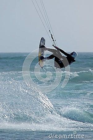 Surfer 3 de cerf-volant