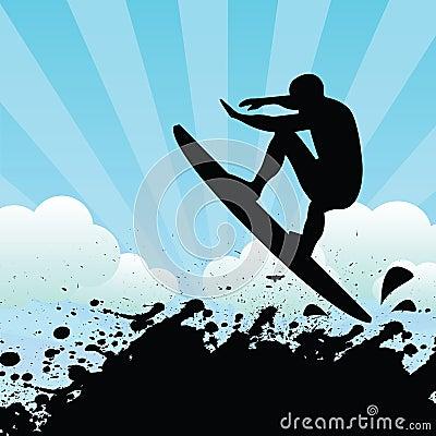 Free Surfer Stock Photo - 8946610