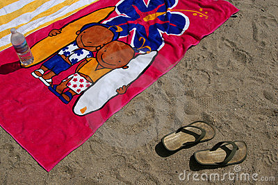 Surfer Towels
