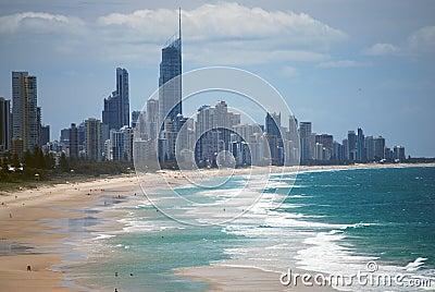 Surfers Paradise Gold Coast Australia 2