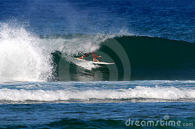 Surfing Action Sports