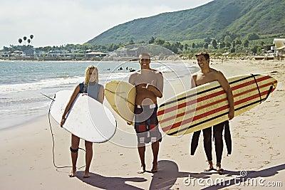 Surfing Buddies