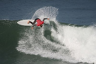 Surfing Move