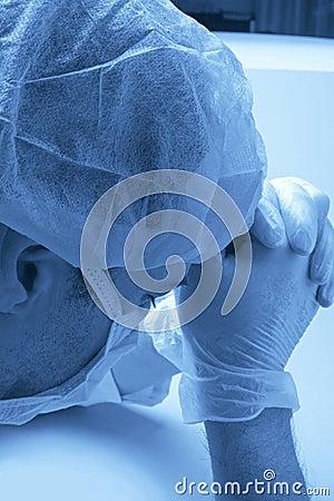Surgery Doctor Praying