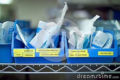 Surgery Instruments-Hospital