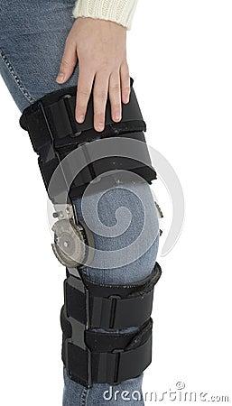 After Surgery Knee Brace