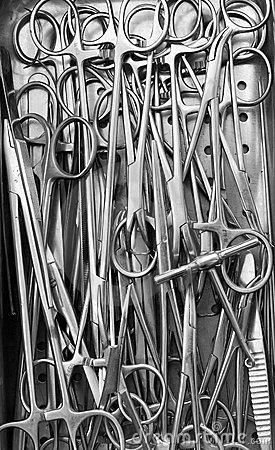 Free Surgical Instruments Royalty Free Stock Images - 14998639