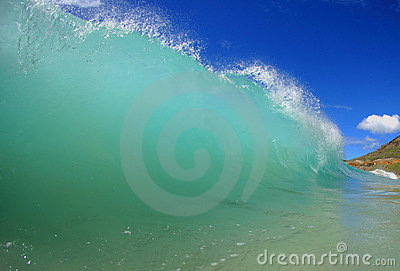 Surging Wave