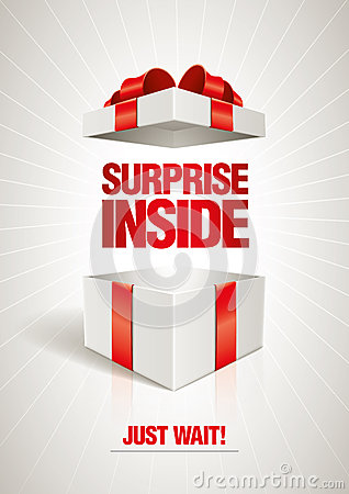 Free Surprise Inside Stock Images - 30663494