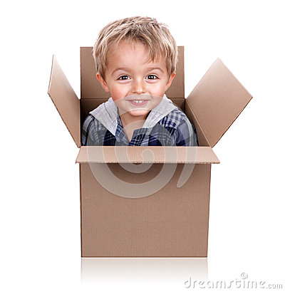 Surprise inside the box