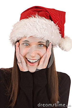 Surprised Christmas