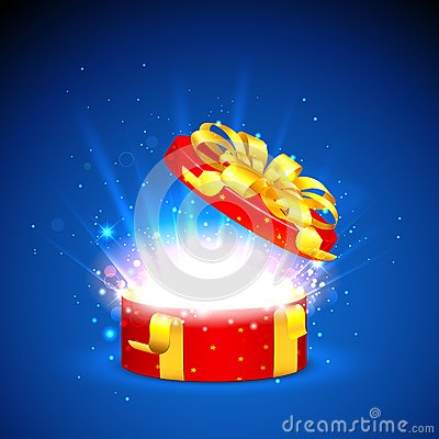 Surprised Gift