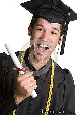 Surprised Grad