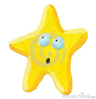 Surprised Star
