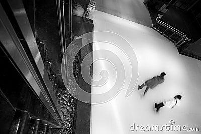Surreal Atrium