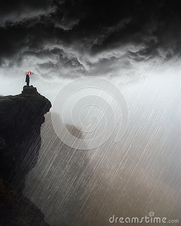 Free Surreal Storm, Rain, Mountain, Weather Stock Photo - 127077870