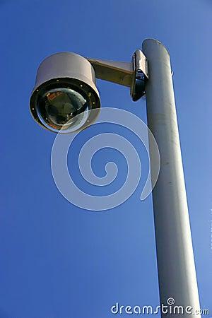 Free Surveillance Cam Royalty Free Stock Photo - 475525