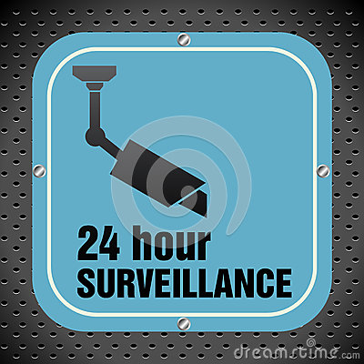 Free Surveillance Plate Stock Image - 31932741