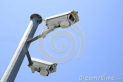 Surveillance security camera's