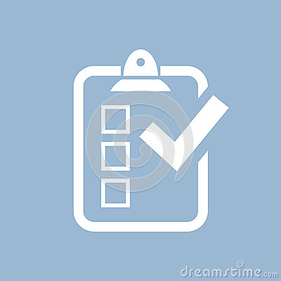 Free Survey Icon Stock Photos - 49382643