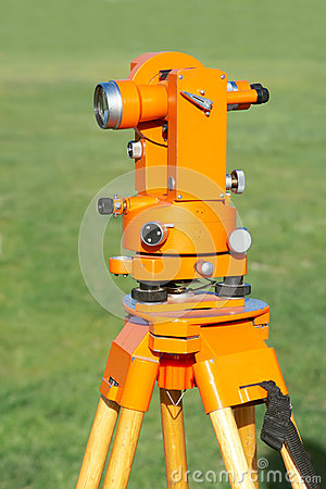 Surveying Instrument Stock Images - Image: 24788944