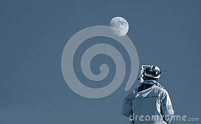Surveying the moon