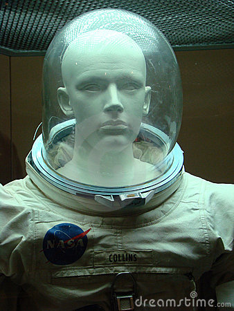 Survival suit of the astronaut