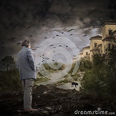 Free Surviving The Apocalypse Royalty Free Stock Image - 28410166