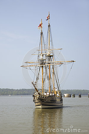 The Susan Constant Editorial Photography
