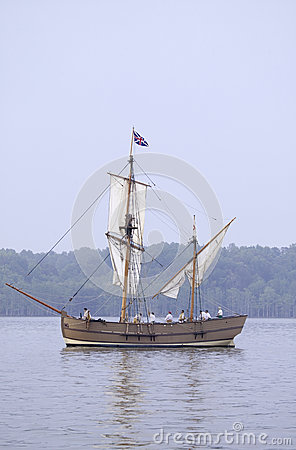 The Susan Constant Editorial Image