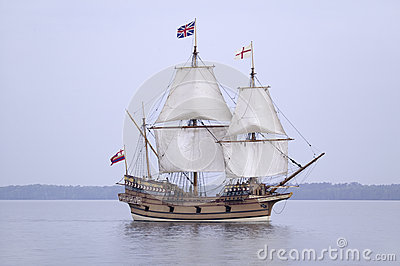 The Susan Constant, Editorial Stock Image