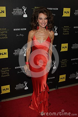 Susan Lucci at the 39th Annual Daytime Emmy Awards, Beverly Hilton, Beverly Hills, CA 06-23-12 Editorial Stock Photo