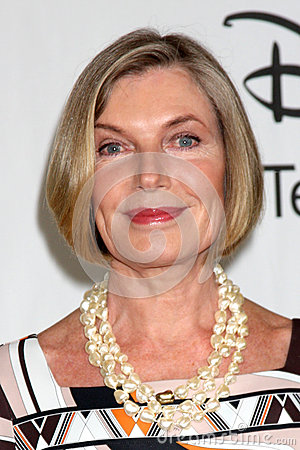 Susan Sullivan Editorial Stock Photo