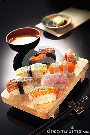 Free Sushi Stock Images - 14431504