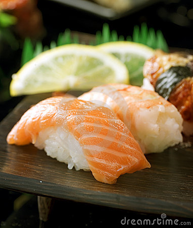 Free Sushi Royalty Free Stock Photo - 19458635